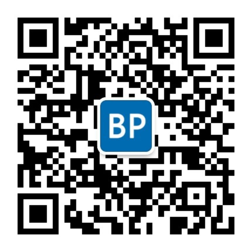 BMJ China QR Code
